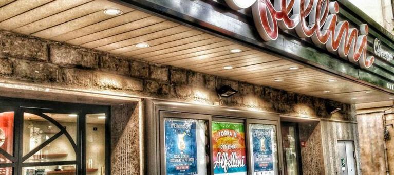 Cinema Al Fellini