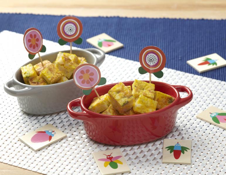 Frittata di cipolle e patate